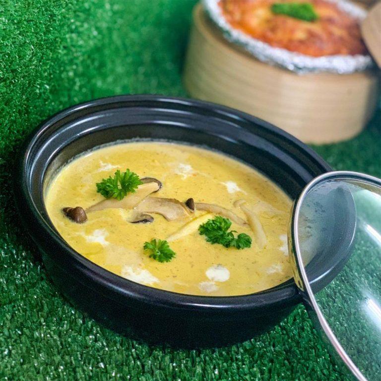 Classic Mushroom Soup