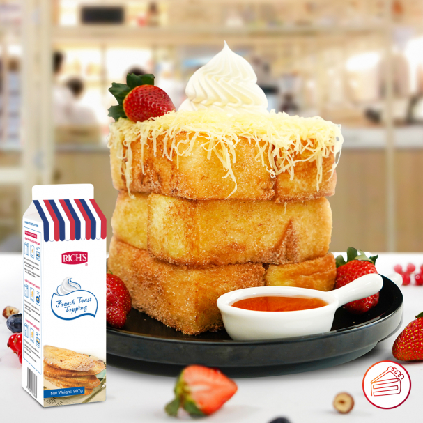 Rich's French Toast Topping