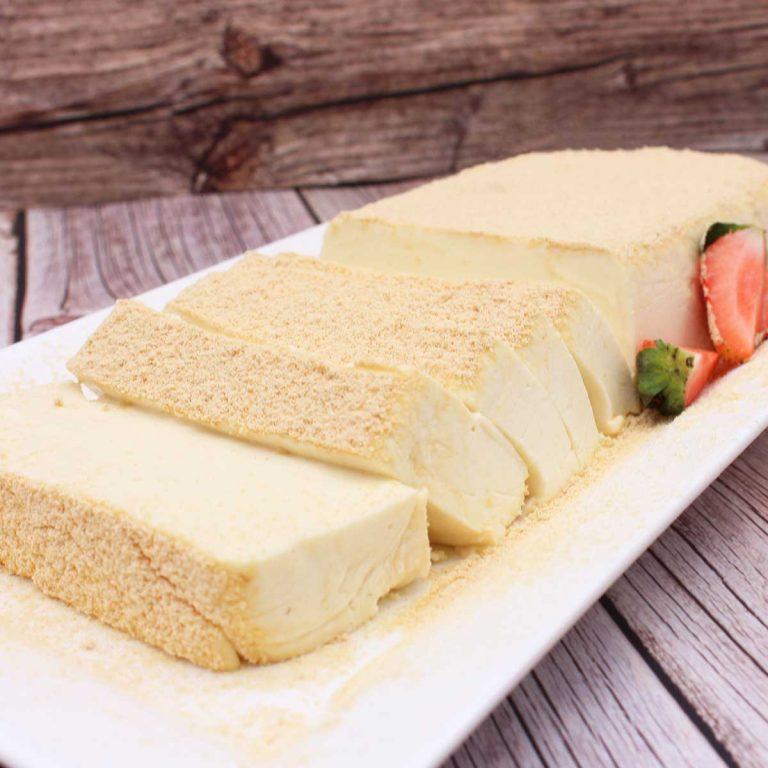 Tofu Cheese Panna Cotta